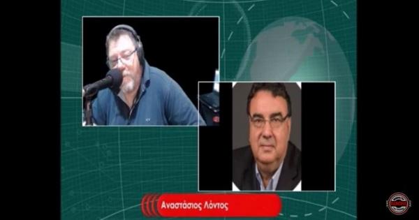 Συνέντευξη του Παναγιώτη Παυλόπουλου με τον Αναστάσιο Λόντο
